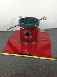 Heavy duty metal Christmas Tree Stand - Santa's Solution