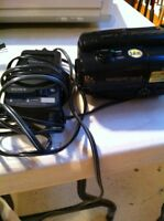 Sony super 8 video camera with case