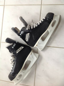 """SKATES---""""MICRON 9-60""""---in great shape---size 9.5--$40"""