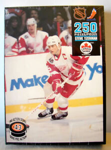 NHL- STEVE YZERMAN- CASSE-TÊTE/ PUZZLE-SEALED