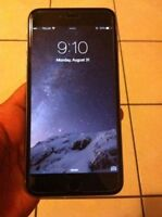 iphone 6 Plus Factory Unlocked - MINT CONDITION 10/10