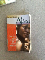Nisa: The Life and Words of A !Kung Woman by Marjorie Shostak