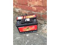 Banner car battery