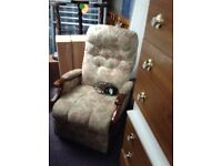 Remote control chair