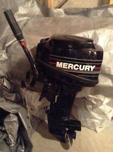 8hp Mercury outboard motor