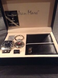MENS JEAN MARC WATCH and WALLET SET London Ontario image 1