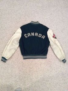 Roots varsity jacket Kingston Kingston Area image 3