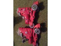 Children's first roller blades roller skates