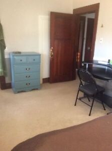 One Furnished Bedroom Available Feb.27