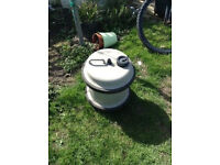 Aquaroll 29 litre CARAVAN water container with handle and LARGE INLET. Check your size !