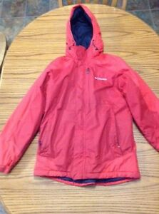 Men's Small Columbia Winter Jacket, Kids Large Adidas Hoodie Kitchener / Waterloo Kitchener Area image 1