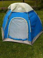 For sale a kids dome tent in very good condition
