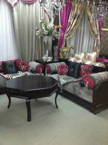 SALON MAROCAIN TISSUS MAYDA Wholesale & Retail WHY PAY MOOR