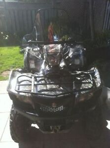 2015 suzuki king quad 750 axi power steering 4x4