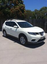 2014 Nissan X-Trail T32 ST X-tronic 2WD White 7 Speed Constant Variable Wagon Pialba Fraser Coast Preview