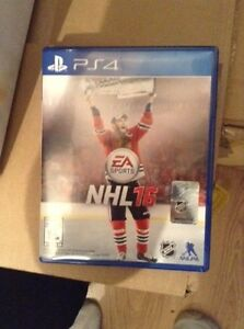 Nhl 16 ps4 for sale