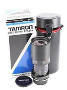 *REDUCED*   Tamron Macro 80-210 Lens