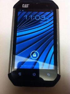 Used Tbaytel CAT cell phone C15