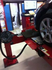 Wheel Alignment from $49.99+Tax , European cars Extra