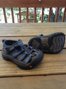 Keen taille 8