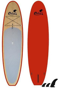 NEUF!! BAMBOO Stand up Paddle board,SUP,Planche surf à Pagaie