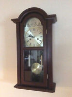 Wall Clock Winding - Excellent Condition - $30