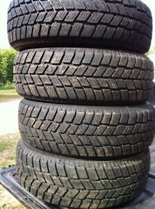 195/65/15  Winter Tires like new