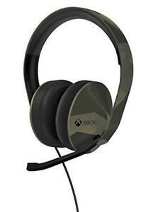 Xbox One Stereo Headset - Armed Forces Special Edition
