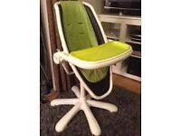 "Mamas & papas ""the loop"" high chair £40"