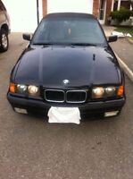 *PRICE REDUCED* CLASSIC 1995 BMW 3-Series Convertible