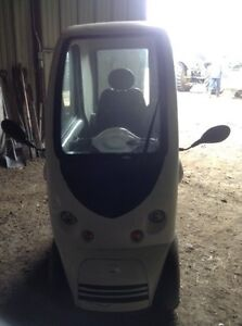 Newer Scooter