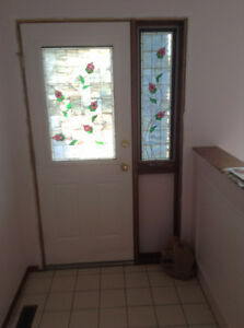 Front and Patio door for sell