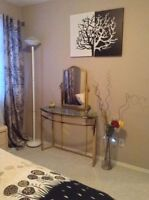 Furnished room for rent *** with own bathroom