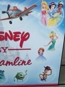Disney wall art advertising - double sided limited edition sign Cambridge Kitchener Area image 3