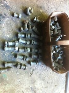 grosses bolts (boulons)