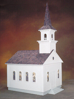 "Buy Real Good Toys - Dollhouse Real Good Toys Country Church Dollhouse Kit 27""w X 20\""d X 46\""h -1 Room"
