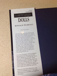 A Connosoisseur's Guide To Antique Dolls book with photos Cambridge Kitchener Area image 3