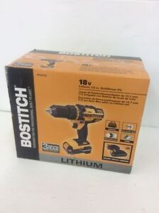 Perceuse Bostitch 18V