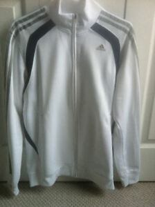 *REDUCED*   Adidas Zip Jacket
