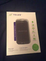 Samsung Galaxy S3 Telus w/ 2 cases BRAND NEW