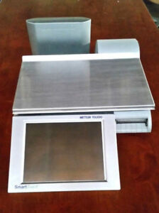 Touch Screen Counter Printer Scale Mettler Toledo Model UC-S