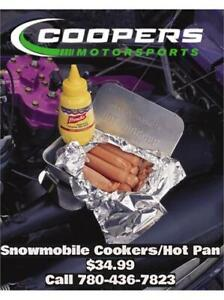 Keep your WIENER warm while riding, call Coopers Motorsports!