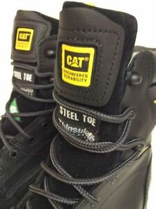 Caterpillar Workboots Waterproof Salvo Cambridge Kitchener Area image 2