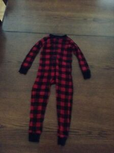 Hatley brand checkered sleeper size 2 Kitchener / Waterloo Kitchener Area image 1