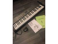 Casio LK-130 LED keyboard