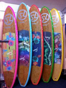 SUPLOVE SUP Adventurer's 11.2 ft boards $500 off 5 left!!!