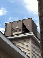 **URGENT**2 YORK air conditioner, Vents Rooftop Units almostNEW!