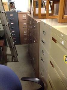 LOTS OF 2/3/4/5 DRAWER VERTICAL/ LATERAL FOLE CABINETS