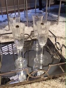 Cristal D'Arques Home Crystal Glass Cups/Flute Cups