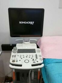 Samsung SonoAce R7 Ultrasound Machine in Excellent Condition